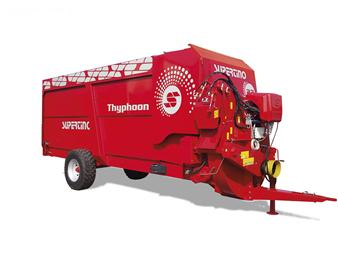 Spreader distributor SD 22 Typhoon